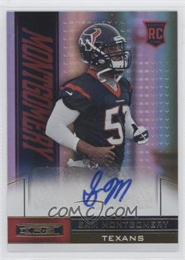 2013 Panini Rookies & Stars - [Base] - Longevity Parallel Gold Rookie Signatures [Autographed] #181 - Sam Montgomery /49