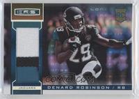 Denard Robinson /25