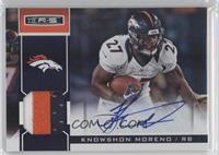 Knowshon Moreno /5