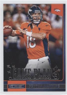 2013 Panini Rookies & Stars Game Plan #9 - Peyton Manning