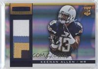 Rookie Materials - Keenan Allen /25