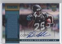 Denard Robinson /49