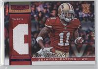 Quinton Patton /35