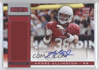 2013 Panini Rookies & Stars Rookie Materials Signature [Autographed] #202 - Andre Ellington /299