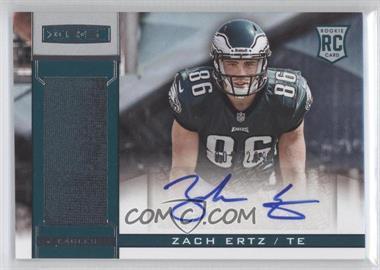2013 Panini Rookies & Stars Rookie Materials Signature [Autographed] #240 - Zach Ertz /299