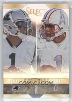 Cam Newton, Warren Moon /10