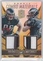 Matt Barkley, Zach Ertz /10