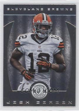 2013 Panini Totally Certified #12 - Josh Gordon