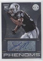 Freshman Phenoms Signatures - Latavius Murray /499