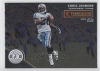 Thanksgiving Day - Chris Johnson