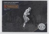 Thanksgiving Day - Fred Biletnikoff
