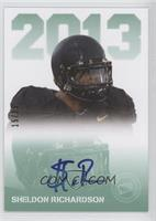 Sheldon Richardson /15