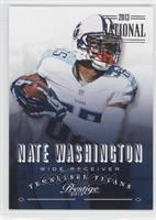 Nate Washington /5