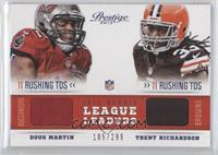 Doug Martin, Trent Richardson /299