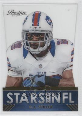 2013 Prestige Stars of the NFL Acetate Die-Cut #8 - C.J. Spiller