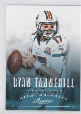 2013 Prestige #101 - Ryan Tannehill