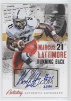 Marcus Lattimore /100