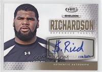 Sheldon Richardson /250