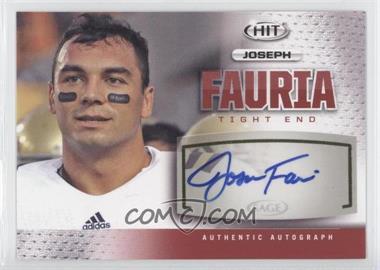 2013 SAGE Hit Autographs #A36 - Joseph Fauria