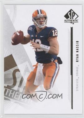 2013 SP Authentic - [Base] #11 - Ryan Nassib