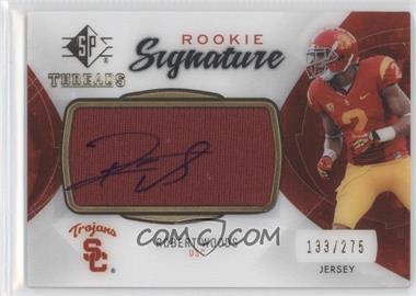 2013 SP Authentic - Rookie Threads Autograph Jerseys #RT-RW - Robert Woods /275
