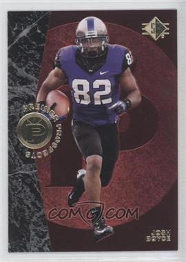 2013 SP Authentic 1996 SP Design #96SP-94 - Josh Boyce