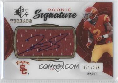 2013 SP Authentic Rookie Threads Autograph Jerseys #RT-RW - Robert Woods /275