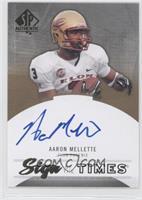 Aaron Mellette
