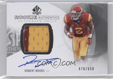 2013 SP Authentic #152 - Robert Woods /650