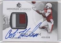 Rookie Patch Autographs - Cobi Hamilton /650