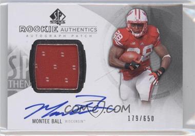 2013 SP Authentic #164 - Montee Ball /650
