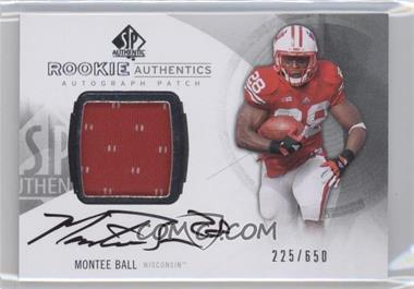 2013 SP Authentic #164 - Montee Ball /650