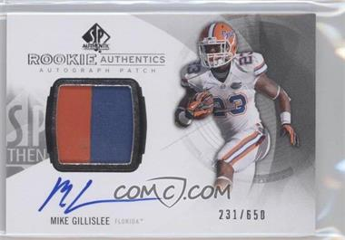 2013 SP Authentic #167 - Mike Gillislee /650