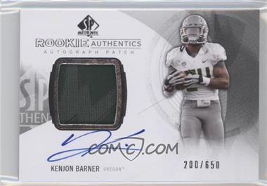 2013 SP Authentic #174 - Kenjon Barner /650
