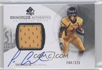 Rookie Patch Autographs - Tavon Austin /325