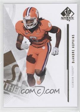 2013 SP Authentic #44 - DeAndre Hopkins