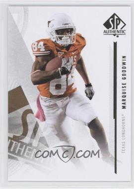 2013 SP Authentic #55 - Marquise Goodwin