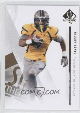 2013 SP Authentic #92 - Tavon Austin