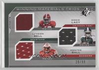 Eddie Lacy, Le'Veon Bell, Montee Ball /99