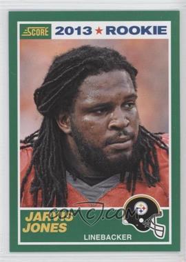2013 Score - [Base] #371 - Jarvis Jones