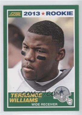 2013 Score - [Base] #429 - Terrance Williams
