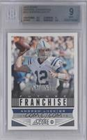 Andrew Luck /5 [BGS 9]