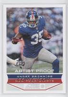 Andre Brown /32