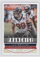 J.J. Watt /32