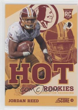 2013 Score Hot Rookies Retail #42 - Jordan Reed
