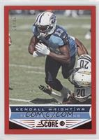 Kendall Wright /30