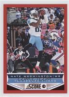 Nate Washington /30