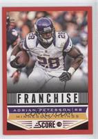 Adrian Peterson /30