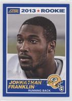 Johnathan Franklin