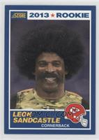 Leon Sandcastle